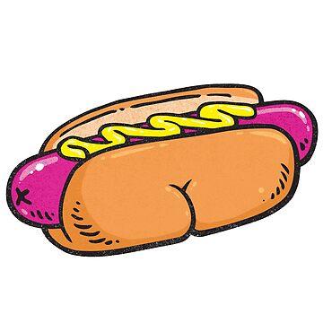 Hotdog Buns by briancookart