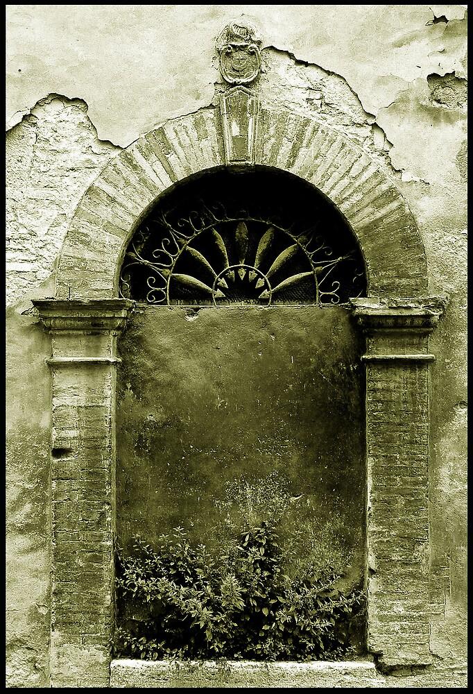 Ancient Doorway by avocet
