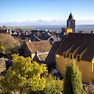 Culross Palace, Scotland by Christine Smith