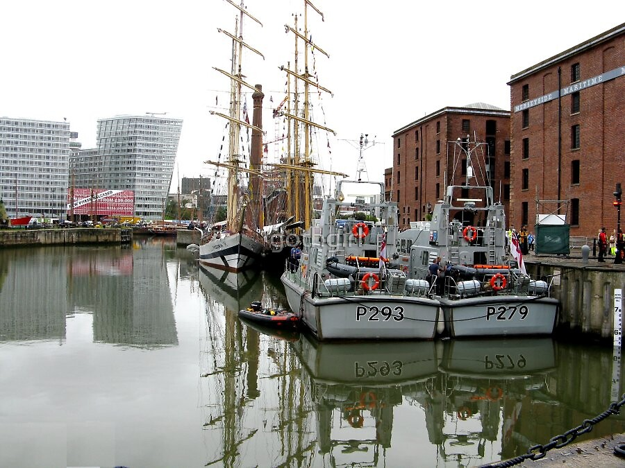 Liverpool Ships by gothgirl