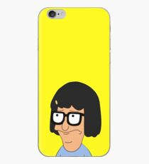 Tina Belcher Everything is OK Face  iPhone Case
