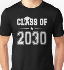 Class of 2030 shirt Unisex T-Shirt