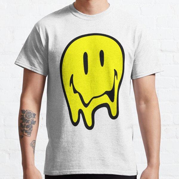 MELTING SMILEY Classic T-Shirt