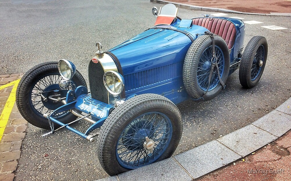Vintage 1922  by Murray Swift