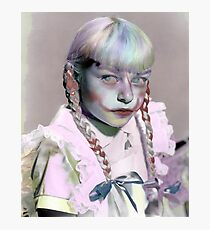 Rainbow Rhoda Photographic Print