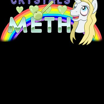 Crystals Meth by Dethklop