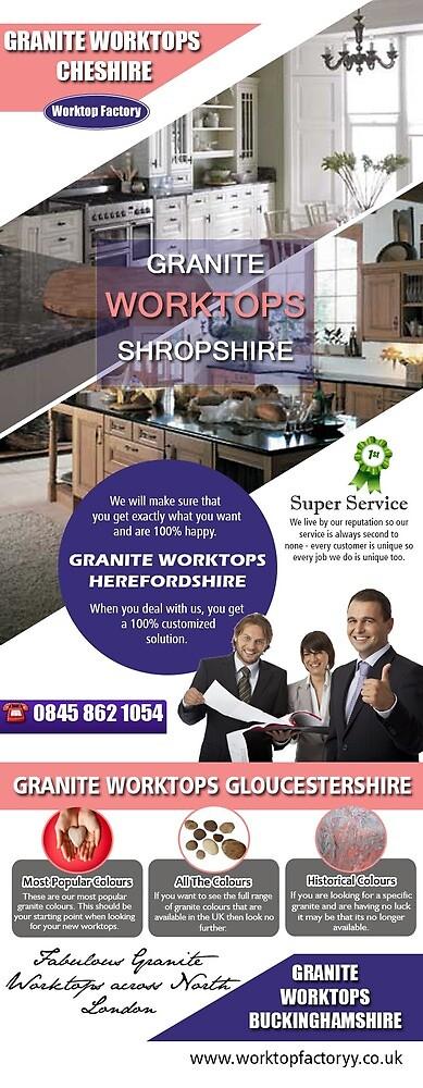 Granite Worktops Herefordshire by Granite Worktops Shropshire