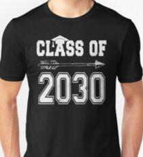 Class of 2030 TShirt Unisex T-Shirt