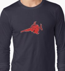 The Laughing Sawfish Long Sleeve T-Shirt