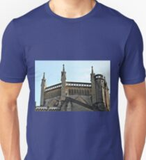 Wells Cathedral Architecture #1 T-Shirt
