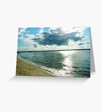 Plum Island Greeting Card