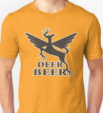 Deer beer t-shirt T-Shirt