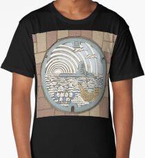 Eboshi Rock Manhole Long T-Shirt