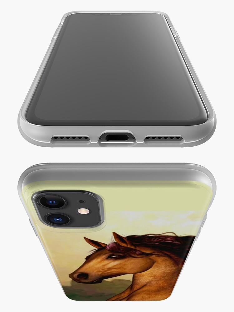 Alternate view of Prairie dancer  iPhone Case & Cover