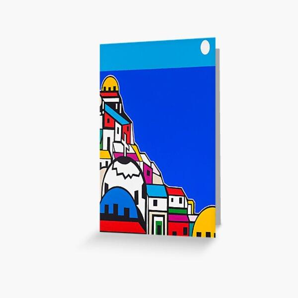 Amalfi Greeting Card