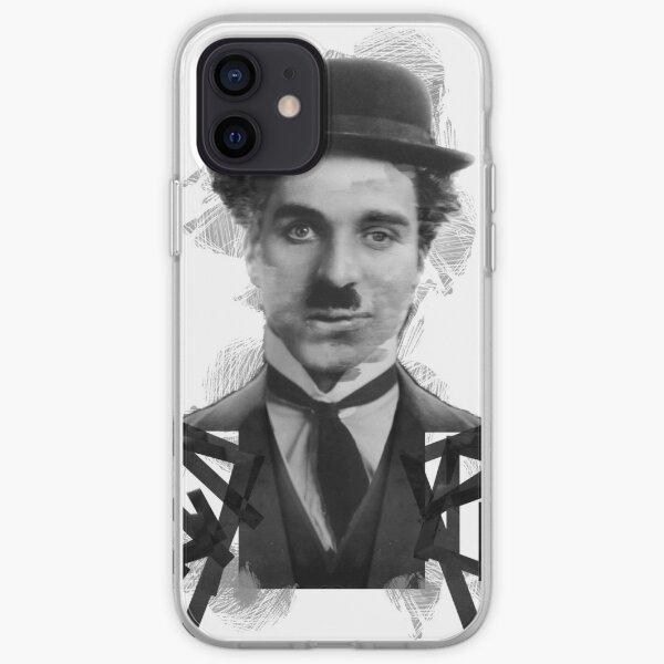 Charlot Funda blanda para iPhone