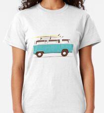 Camiseta clásica Blue Van