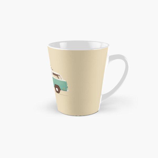 Blue Van Tall Mug