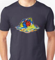Building the Cube Unisex T-Shirt