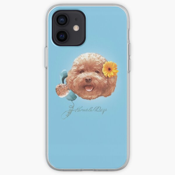 Toy Poodle Puppy  iPhone Soft Case