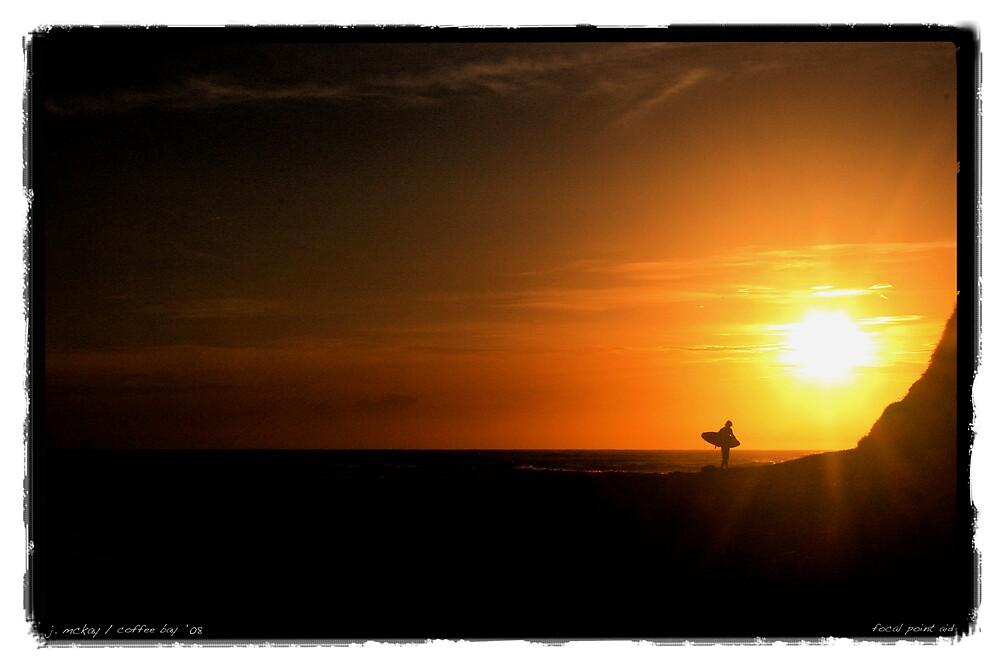 Dawn Patrol by Joe Mckay