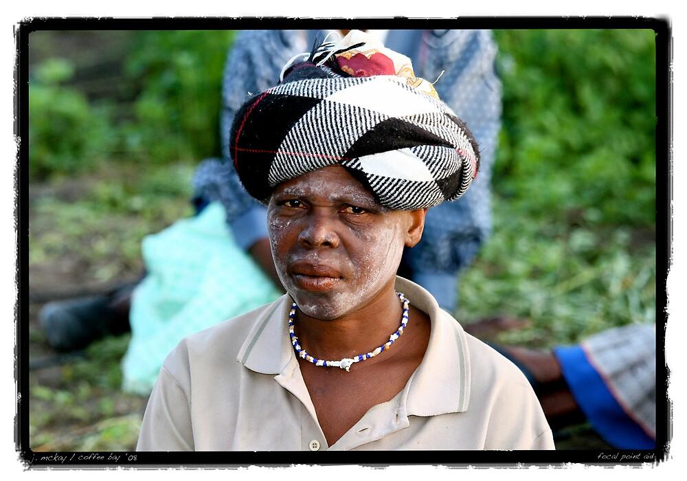 Khosa Farmer by Joe Mckay