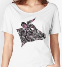 BLOODY HELL! »BEEF« Women's Relaxed Fit T-Shirt
