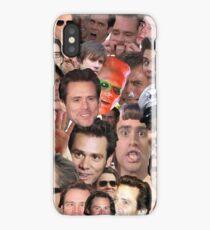 Jim Carrey iPhone Case/Skin