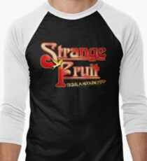 Still Crazy Strange Fruit Tequila Mockingbird Men's Baseball ¾ T-Shirt