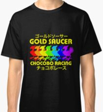 Gold Saucer Chocobo Racing : Inspired by Final Fantasy VII Classic T-Shirt