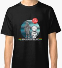 Sirius Cybernetics Corporation : Inspired by The Hitchhikers Guide To The Galaxy Classic T-Shirt