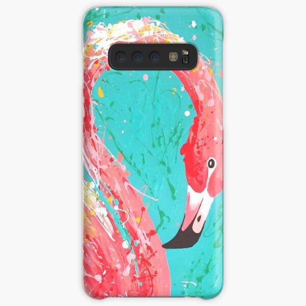 Flaunting Flamingo Samsung Galaxy Snap Case