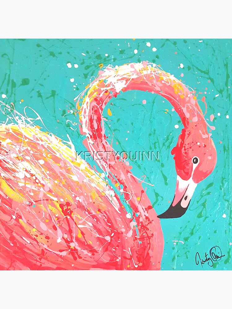 Flaunting Flamingo by KRISTYQUINN