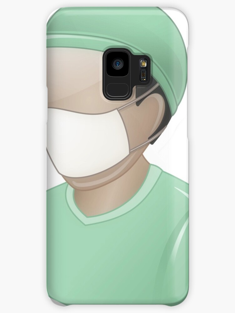 Fundas y vinilos para Samsung Galaxy «Cirujano, matorrales, dr ...