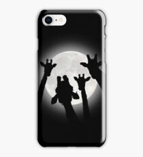 Moonlight Selfie iPhone Case/Skin