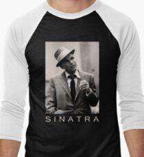 Frank Sinatra  Men's Baseball ¾ T-Shirt