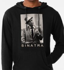 Sudadera con capucha ligera Frank Sinatra