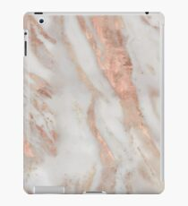 Civezza - rose gold marble iPad Case/Skin
