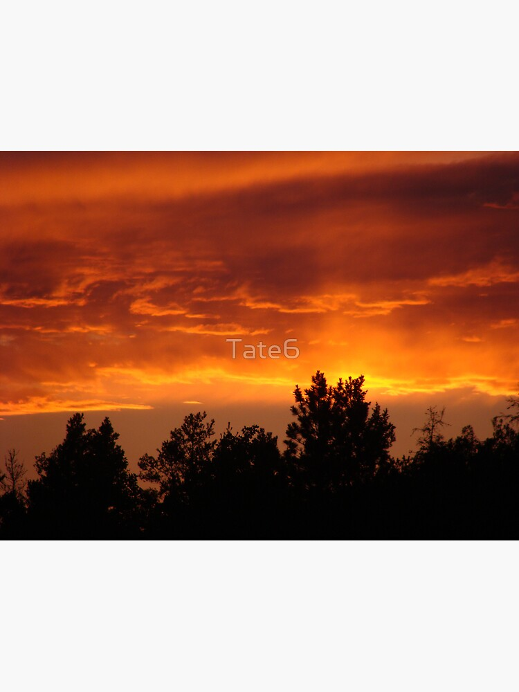 Sky on Fire by Tate6