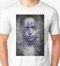 Helena - Weapon - Orphan Black T-Shirt