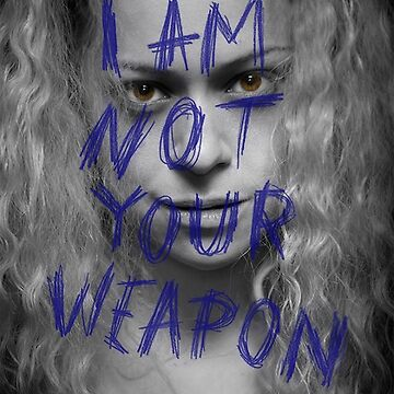 Helena - Weapon - Orphan Black by Ingenious-Kat