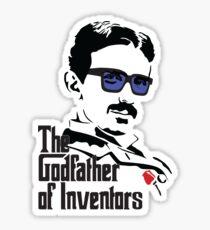 Tesla Inventor  Sticker