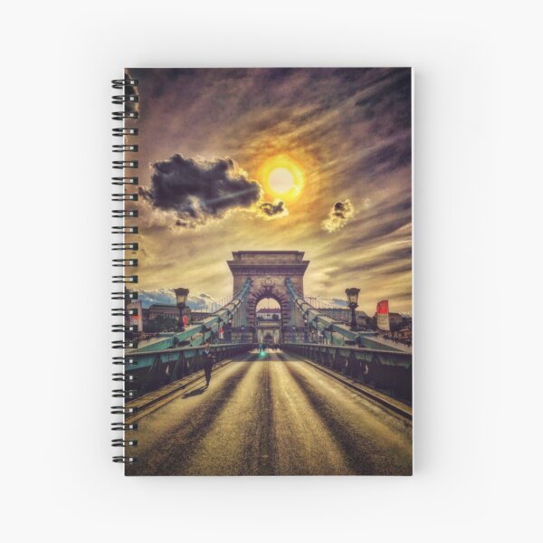 Wake Up Positive Today. Join the Happiness Movement Spiral Notebook