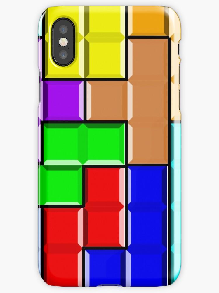 Tetris by Jesabelle