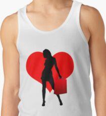 Love to Shop Tank Top