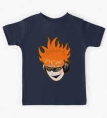 Music Sets My Soul On Fire Kids Clothes