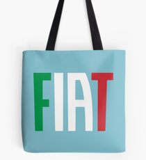 FIAT (Italy) Tote Bag