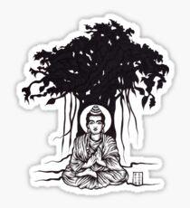 Enlightening Spirit t-shirt Sticker