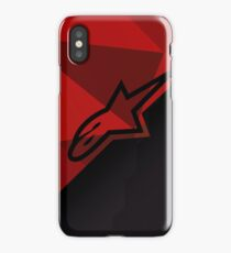 Alpinestars fractals iPhone Case/Skin