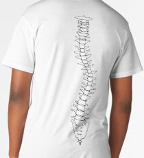 Scoliosis Long T-Shirt